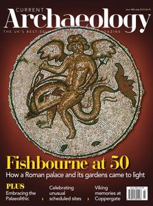 Current Archaeology - Issue 340