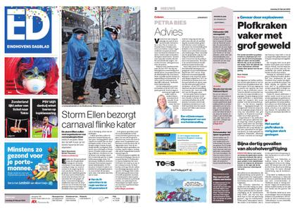Eindhovens Dagblad - Helmond – 24 februari 2020
