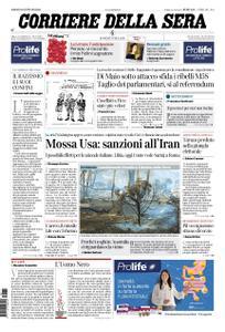 Corriere della Sera – 11 gennaio 2020