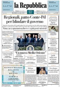 la Repubblica - 16 Settembre 2020