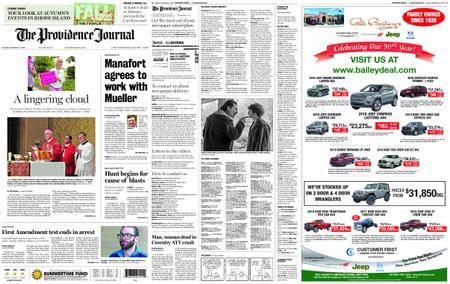 The Providence Journal – September 15, 2018