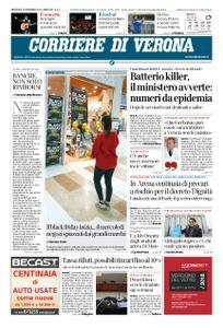 Corriere di Verona – 21 novembre 2018