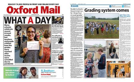 Oxford Mail – August 14, 2020