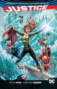 Justice League-Rebirth Deluxe Edition Book 02 2018 digital Son of Ultron
