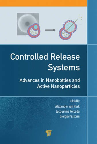 Controlled Release Systems: Advances in Nanobottles and Active Nanoparticles