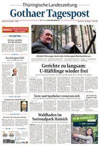 Thüringische Landeszeitung Gothaer Tagespost Gotha - 04. April 2018