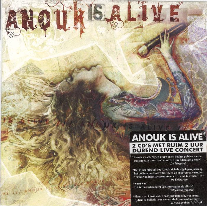 Anouk - Anouk is Alive