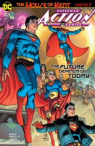 Action Comics 1028 (2021) (Webrip) (The Last Kryptonian-DCP