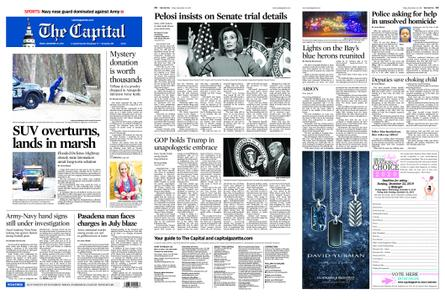 The Capital – December 20, 2019