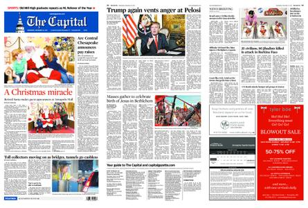 The Capital – December 25, 2019