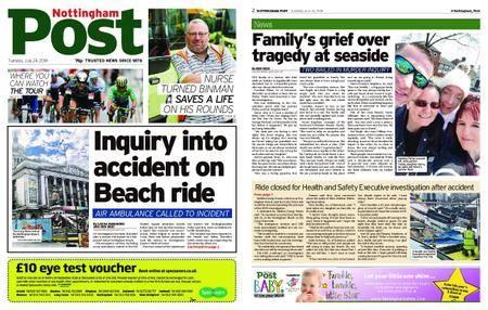Nottingham Post – July 24, 2018