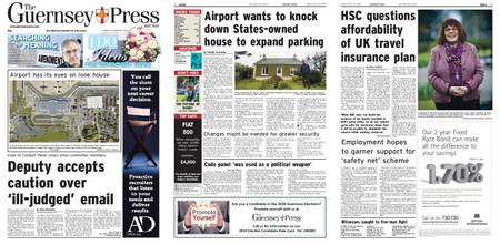 The Guernsey Press – 25 February 2020