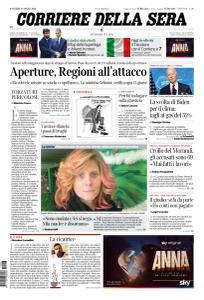 Corriere della Sera - 23 Aprile 2021