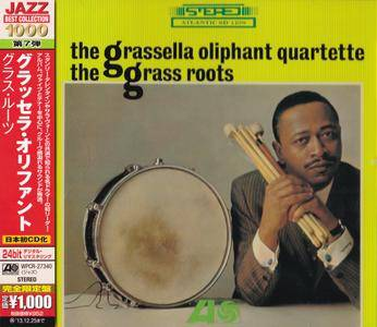 The Grassella Oliphant Quartette - The Grass Roots (1965) {2013 Japan Jazz Best Collection 1000 Series 24bit Remaster}