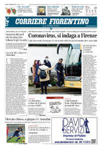 Corriere Fiorentino La Toscana – 01 febbraio 2020