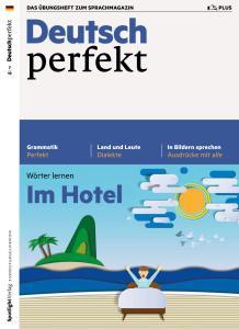 Deutsch Perfekt Plus - Juli 2019