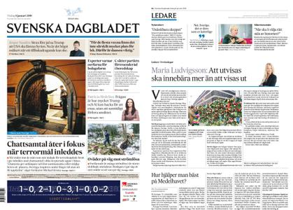 Svenska Dagbladet – 08 januari 2019