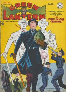 Green Lantern 035 (1948
