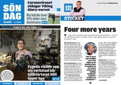 Ålandstidningen – 02 februari 2020