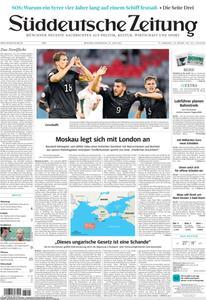 Süddeutsche Zeitung - 24 Juni 2021