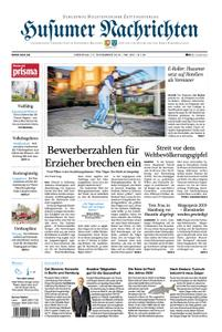 Husumer Nachrichten - 12. November 2019