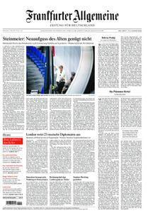 Frankfurter Allgemeine Zeitung F.A.Z. - 15. März 2018