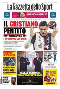 La Gazzetta dello Sport – 12 novembre 2019