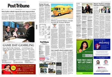 Post-Tribune – February 02, 2020