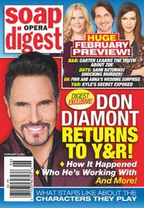 Soap Opera Digest - February 08, 2021