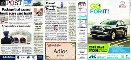 The Guam Daily Post – March 15, 2019