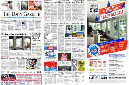 The Daily Gazette – August 29, 2018