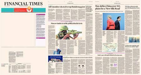 Financial Times Europe – 01 February 2018