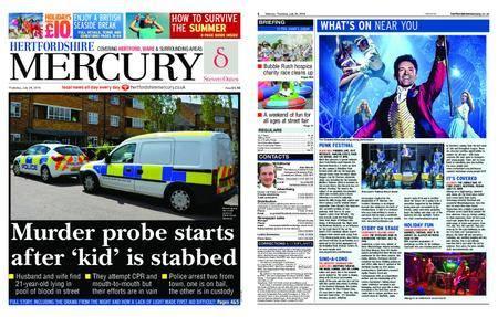 Hertfordshire Mercury – July 26, 2018
