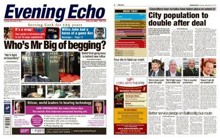 Evening Echo – December 05, 2017