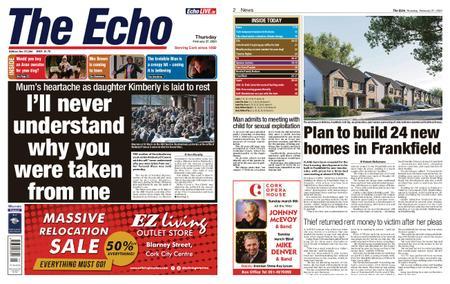 Evening Echo – February 27, 2020