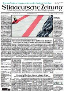 Süddeutsche Zeitung vom 29 Juni 2011