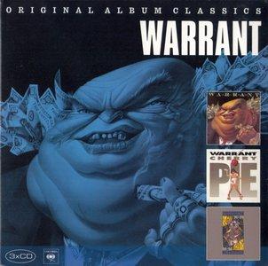 Warrant - Original Album Classics (2011) {3CD Box Set}