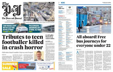 The Press and Journal Moray – July 28, 2021