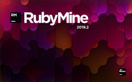 JetBrains RubyMine 2019.2.2 (macOS / Linux)