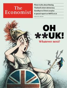 The Economist Middle East and Africa Edition – 16 March 2019