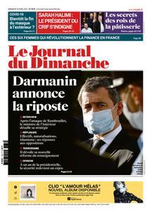 Le Journal du Dimanche - 25 avril 2021