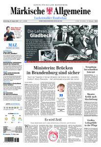 Märkische Allgemeine Luckenwalder Rundschau - 16. August 2018
