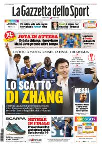 La Gazzetta dello Sport Roma – 19 agosto 2020