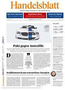 Handelsblatt - 05. Juli 2018
