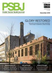 PSBJ/Public Sector Building Journal - December 2018