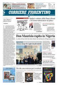 Corriere Fiorentino La Toscana - 14 Ottobre 2017
