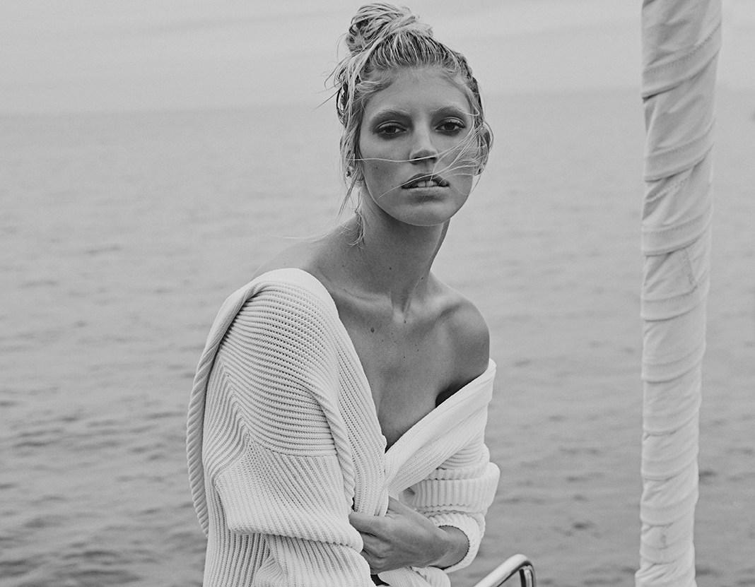 Devon Windsor by David Roemer for Vanity Fair Italia July 2018