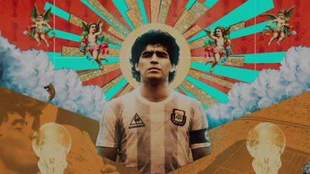 Maradona in Mexico