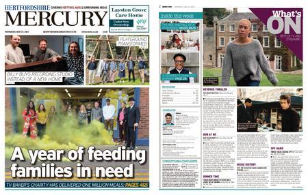 Hertfordshire Mercury – May 27, 2021