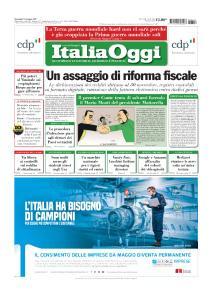 Italia Oggi - 12 Giugno 2019